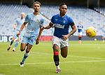 25.07.2020 Rangers v Coventry City: Alfredo Morelos