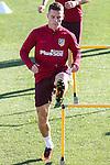 Atletico de Madrid's Kevin Gameiro during the training of preseason at Cerro del Espino in Madrid. August 11, 2016. (ALTERPHOTOS/Rodrigo Jimenez)