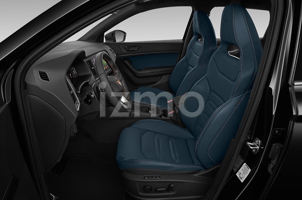 Front seat view of a 2021 Cupra Ateca - 5 Door SUV