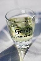Europe/France/Rhone-Alpes/73/Savoie/Courchevel:  Service du Génépi à l' Hôtel-Restaurant:  Le Manali à Courchevel 1650