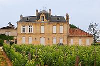 Chateau Nenin and vineyard Pomerol Bordeaux Gironde Aquitaine France