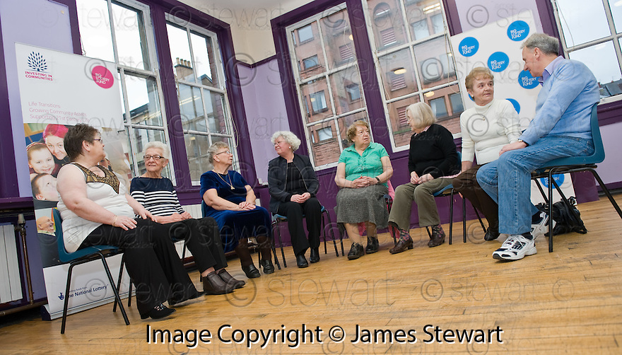 ::  BIG LOTTERY FUND :: THE ANNEXE CONNECTS PROJECT WHICH TODAY RECEIVED AN AWARD OF £275,597 FROM THE BIG LOTTERY FUND ::  MEMBERS OF THE LOCAL COMMUNITY MEET UP AT THE ANNEXE  ::