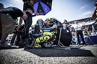 VALENTINO ROSSI - ITALIAN - MONSTER ENERGY YAMAHA MotoGP - YAMAHA<br /> Jerez 05/05/2019 Moto Gp Spagna<br /> Foto Vincent Guignet / Panoramic / Insidefoto