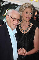 Eli Wallach Edie Falco 06-2-09, Photo By John Barrett/PHOTOlink