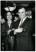 Charles Dutoit<br /> 7 octobre 1986<br /> <br /> <br /> PHOTO :  Agence Quebec Presse
