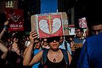 Protestors Rally at Varick St. Deportation Jail in New York City