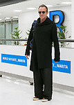 Chiba, Japan - British singer-songwriter Sting (Gordon Matthew Thomas Sumner) arrives at Narita International Airport in Chiba, Japan on November 27, 2016. Sting is in Japan to promote his twelfth solo studio album 57th & 9th. (Photo by AFLO)