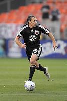 DC United forward Ryan Namoff (26)   DC United defeated the New York Red Bulls 2-0, at RFK Stadium ,Thursday June 4, 2009.
