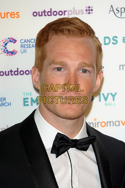 LONDON, UK, NOVEMBER 30: Greg Rutherford at the Emeralds And Ivy Ball, Old Billingsgate Market on November 30th, 2013 in London, England.<br /> CAP/CJ<br /> ©Chris Joseph/Capital Pictures