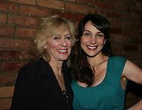 07-09-09 Annie Parisse & Judith Light