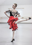 Ballet Intensive Session II Rehearsal