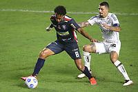 Santos (SP), 08.06.2021 - Santos-Cianorte - O jogador Morelli. Partida entre Santos e Cianorte valida pela 3. fase da Copa do Brasil nesta terça (8) no estadio da Vila Belmiro em Santos.