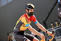 31st August 2020, Nice to Sisteron, France; Tour de France cycling tour, stage 3;  LANDA MEANA Mikel (ESP) of BAHRAIN - MCLAREN
