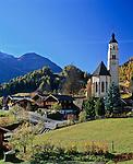 Austria, East-Tyrol, Virgen Valley, Obermauern: pilgrimage church Mary Snow | Oesterreich, Ost-Tirol, Virgental, Obermauern: Wallfahrtskirche zu Unserer Lieben Frau Maria-Schnee
