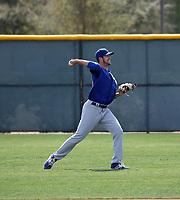 Erich Uelmen - 2018 - Chicago Cubs (Bill Mitchell)