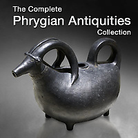Pictures & Images of Phrygian Art, artefacts & Antiquities -
