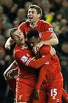 Liverpool v Sunderland 26.03.2014