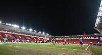 16th February 2021; Ashton Gate Stadium, Bristol, England; English Football League Championship Football, Bristol City versus Reading; Michael Olise of Reading prepares to take a free kick