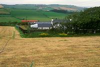 Joy Larkcom's Donaghmore farm in Ireland