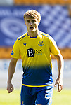St Johnstone FC…..<br />Cammy Ballantyne<br />Picture by Graeme Hart.<br />Copyright Perthshire Picture Agency<br />Tel: 01738 623350  Mobile: 07990 594431