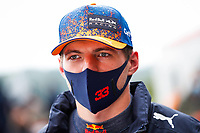 28th August 2021; Spa Francorchamps, Stavelot, Belgium: FIA F1 Grand Prix of Belgium, qualifying sessions;   VERSTAPPEN Max ned, Red Bull Racing Honda RB16B