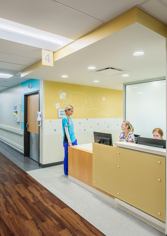 Norton Children's Hospital Pediatric Intensive Care Unit | Design Group