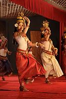 Siem Reap, Cambodia - 2007 File Photo -<br /> <br /> apsara dancers<br /> <br /> photo : James Wong-  Images Distribution