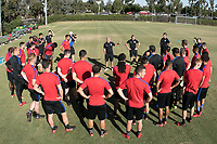 USMNT Training, January 13, 2018