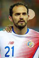 Costa Rica's Marcos Urena during international friendly match. November 11,2017.(ALTERPHOTOS/Acero)