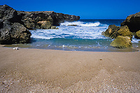 beach at Boca Cocolishi, Bonaire Netherland Antilles (Dutch ABC Islands) (Caribbean, Atlantic)