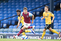 Harrison Ashby, West Ham U21's in action  during Southend United vs West Ham United Under-21, EFL Trophy Football at Roots Hall on 8th September 2020