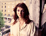 Kate Bush 1978..© Chris Walter..