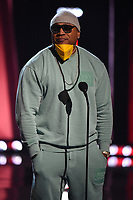 """HOLLYWOOD, CA - MAY 27: LL Cool J onstage at the 2021 """"iHeartRadio Music Awards"""" airing live from The Dolby Theatre in Los Angeles, Thursday, May 27 (8:00-10:00 PM ET live / PT tape-delayed) on FOX.  (Photo by Frank Micelotta/FOX/PictureGroup)"""