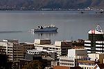 Inter-Island Ferry. Wellington scenes. Photo: Marc Weakley