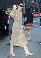 NEW YORK, NY- September 24: Cobie Smulders at Good Morning America in New York City on September 24, 2019. Credit: RW/MediaPunch