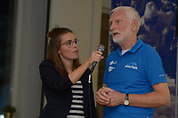 SCHAATSEN: LEEUWARDEN: 18-09-2019, Presentatie TEAM FRYSK, ©foto Martin de Jong