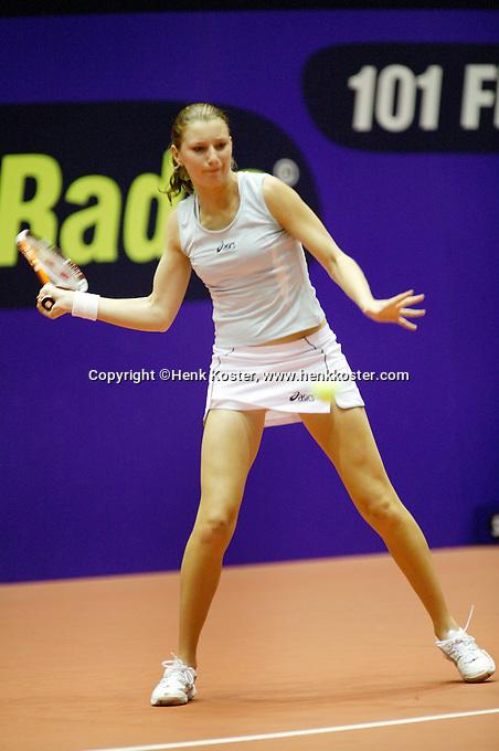 15-12-06,Rotterdam, Tennis Masters 2006,   Marit Boonstra