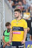 Tim Suton (Löwen) - Tag des Handball, Rhein-Neckar Löwen vs. Hamburger SV, Commerzbank Arena