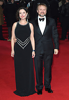 """Rian Johnson<br /> arriving for the """"Star Wars: The Last Jedi"""" film premiere at the Royal Albert Hall, London.<br /> <br /> <br /> ©Ash Knotek  D3363  12/12/2017"""