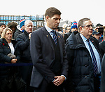 11.11.18 Rangers v Motherwell: Steven Gerrard