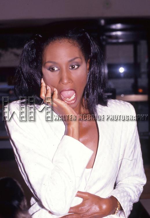 Beverly Johnson  on September 1, 1991 in New York City.