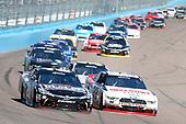 2017 NASCAR Xfinity Series<br /> DC Solar 200<br /> Phoenix International Raceway, Avondale, AZ USA<br /> Saturday 18 March 2017<br /> Erik Jones, Reser's Main St Bistro Toyota Camry, Ryan Blaney<br /> World Copyright: Lesley Ann Miller/LAT Images<br /> ref: Digital Image lam_170318PHX16486