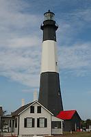 Tybee Island Georgia Lighthouse.