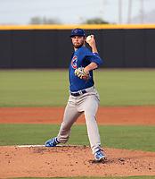 Chris Clarke - 2021 Arizona League Cubs (Bill Mitchell)