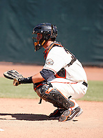 Tommy Joseph -San Francisco Giants 2009 Instructional League. .Photo by:  Bill Mitchell/Four Seam Images..