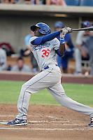 Bladimir Franco - 2012 AZL Dodgers (Bill Mitchell)
