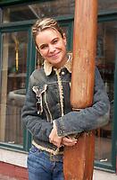 Annie Brocolie, singer and comedian for children<br /> <br /> <br /> Photo :  (c) 2006 Images Distribution<br /> <br /> <br /> <br /> PHOTO :  Agence Quebec Presse