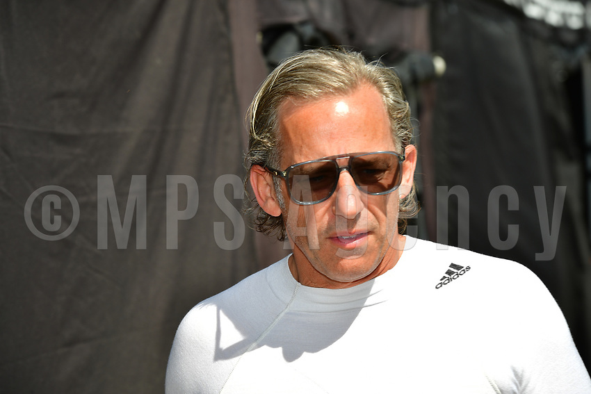 #10 DRAGONSPEED (USA) BR ENGINEERING BR1 GIBSON LMP1 HENRIK HEIDMAN (SWE)