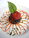 Mushroom Appetizer, Alta Mar Restaurant, Miami, Florida