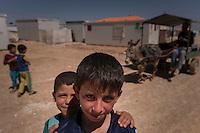 Jordan-Refugee-Zataari camp 2016